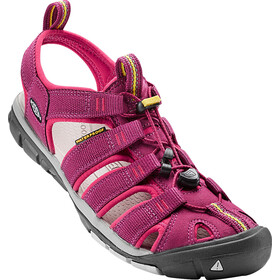 Keen Clearwater CNX Sandaler Damer, Anemone/Acacia